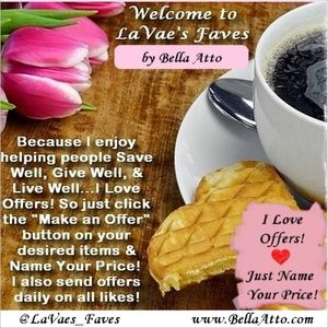 Other - ❣️Yes ~ I Love Offers❣️
